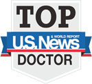 Top US News Doctor Logo Association