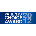 Patient's Choice Award in N.J.